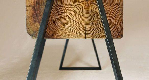 Custom Made Dovetail Bench