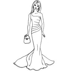 Top 50 Free Printable Barbie Coloring Pages Online Barbie Coloring Barbie Coloring Pages Sleeping Beauty Coloring Pages