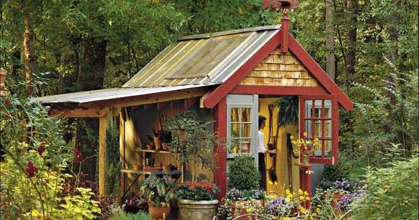 great project for gardeners perfect for tool storage and