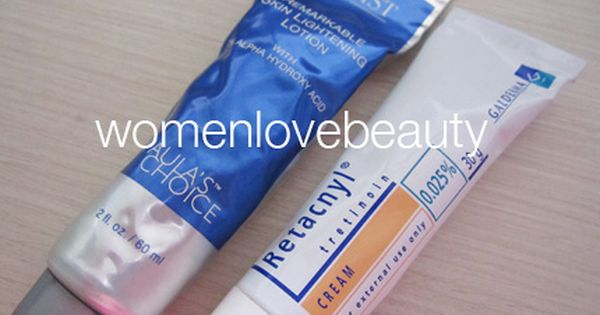 Review Retacnyl Tretinoin 0 025 Cream Vitamin A Womenlovebeauty Tretinoin Anti Aging Moisturizer Cream