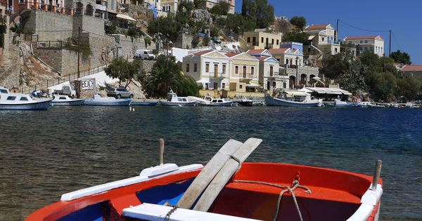 Symi Island (Dodecanese). Greece | Flickr - Photo by kenny barker