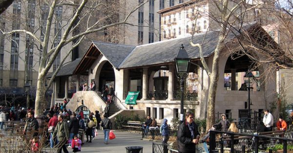 Sitting On Picnic Tables Or Park Benches In Green Open Spaces Can Make You Happier According To New Study Beautiful Park Central Park Facts Park