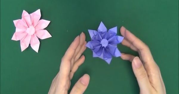 How To Make An Irish Chain Quilt Youtube Origami Lily Paper Flower Arrangements Folded Paper Flowers