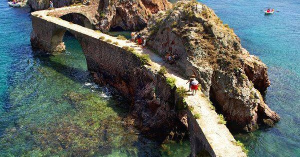 Fort de Saint John the Baptist, Berlengas Islands, Peniche - Portugal beautiful
