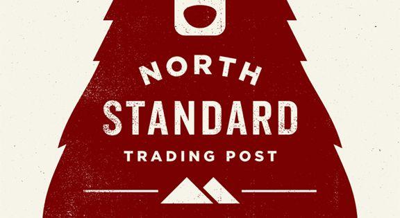 North Standard - Hipster Logo