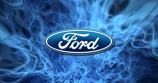 Cool Ford Logos With The Ford Oval Logo And 1 With
