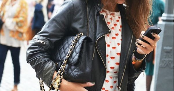 Prada lip print blouse