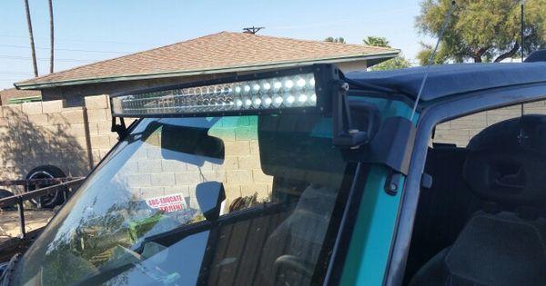 44 Inch Led Light Bar Geo Tracker Pinterest Bar Led