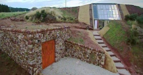 Grand designs earth house