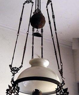 Victorian Lamps Antique Victorian Hanging Oil Lamp Light Chandelier Lamps For Sale For The