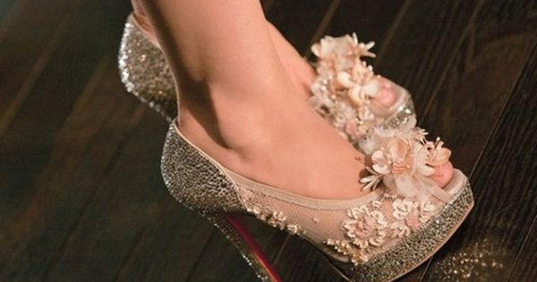 Fabulous shoes! wedding