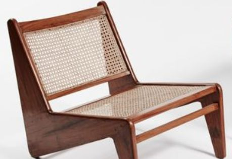 Pierre Jeanneret 1896 1967 Swiss 1950 59 Kangaroo Chair
