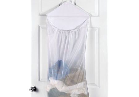 Home Hanging Laundry Bag Whitmor Laundry Hamper