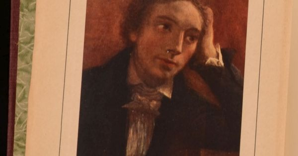 a biography of john keats John keats (1795-1821) was born in north london as the son of thomas keats, who worked at a livery stable he was the eldest of four sons, one of whom died in infancy, and a daughter.