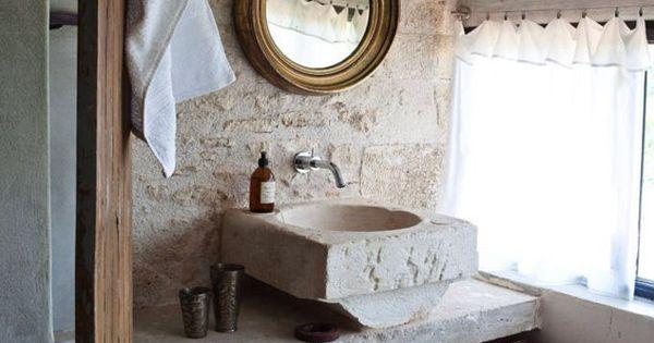 33 petites salles de bains qu 39 on adore petit nid parisien pinterest petites salles de bain Salle de bains les idees qu on adore