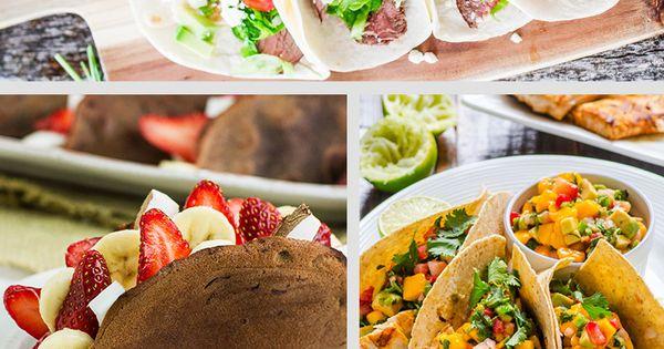 36 Healthy Taco Recipes for Every Palate tacos recipes healthy