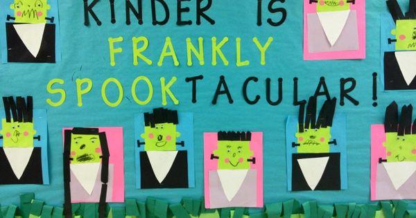 October Frankenstein Glyph & Fire Safety