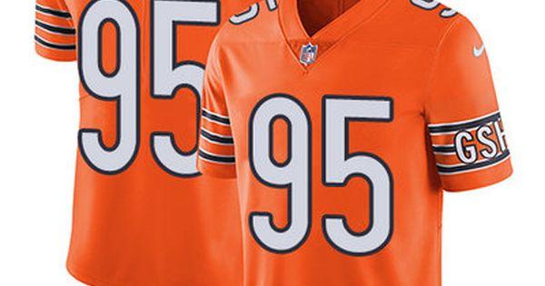 Nike Bears 95 Richard Dent Orange Men 39 S Stitched Nfl Limited Rush Jersey Nfl Nfl Jerseys Mike Singletary