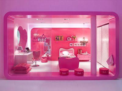 Resultado de imagen para cuartos de barbie