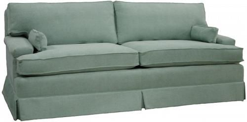 Upholstered Apartment Small Sofa Sofas