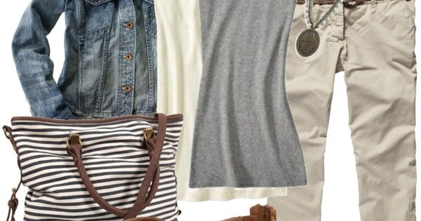 Jean Jacket Outfits | Fashionista Trends