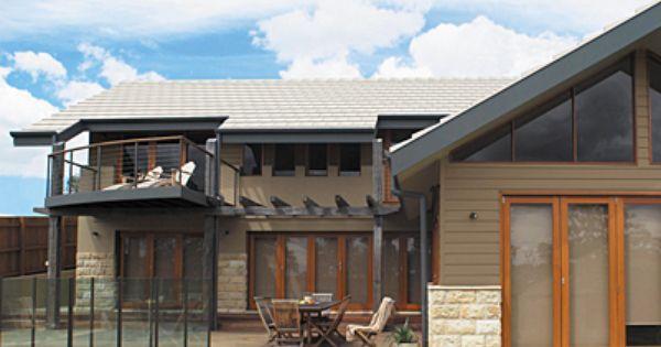 Boral Contour Concrete Roof Tile