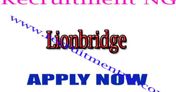 Lionbridge Technologies Incorporated Is One Of The Leading Provider Of Globalization And Testing Services Which Has A Global Social Media Personalised Social