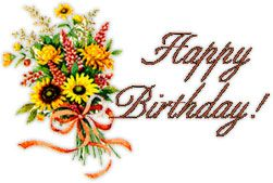 Free Birthday Clipart Animations Happy Birthday Clip Art