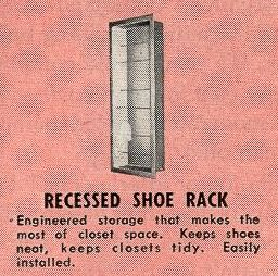 7 Odd Inventive Home Features From 1954 Like An Island Type