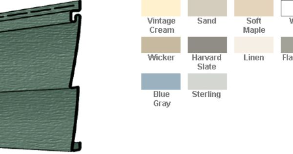 Royal Harvard Slate Vinyl Siding Slate New Homes