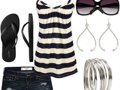 Summer Outfit Fashion Pinterest Summer Clothes And Dream Closets
