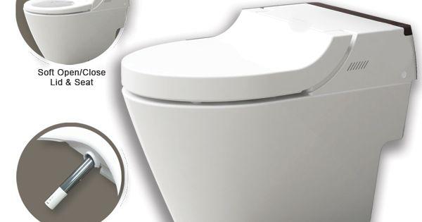 Onedrous The Royal Line Integrated Toilet Amp Bidet