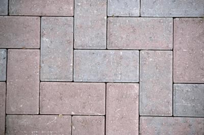 How To Lay Out Tile Flooring Brick Paver Patio Patio Flooring Inexpensive Patio