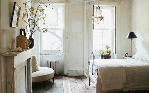 Bedroom rustic minimalist vintage bedroom decor ideas for Minimalist rustic bedroom