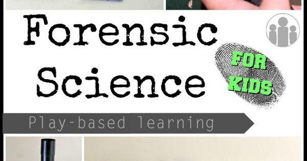 forensic science study with free printables homeschool pinterest fingerprints for kids. Black Bedroom Furniture Sets. Home Design Ideas