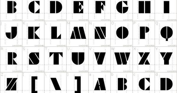 viking stencil font  u00b7 1001 fonts