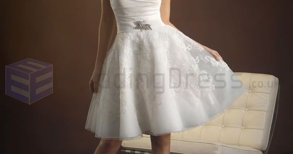 peleganceevents bridal gowns short sassy