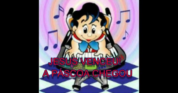 Pascoa Jesus Ressuscitou Clipe Infantil Musica Da Tia Cris