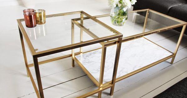 det h r bordet skulle passa perfekt hos oss smart s tt att piffa till ett ikeabord. Black Bedroom Furniture Sets. Home Design Ideas