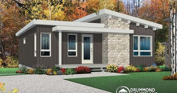Contemporary 4 Bedroom Affordable Modern 4 Bedroom House