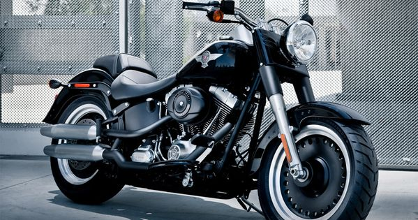 Harley-Davidson Fat Boy Lo - Love it! If I ever ride again, this would be my choice.