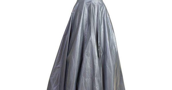 Norma kamali reflective nylon ball gown found on polyvore - Norma kamali costumi da bagno ...
