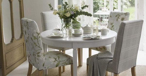 Small dining room table deco pinterest comedores for Cosas de casa deco