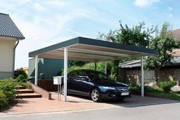 Carports Wien Carport Garagen Uberdachungen Windschutz Geratehauser Carports Flachdach Carport