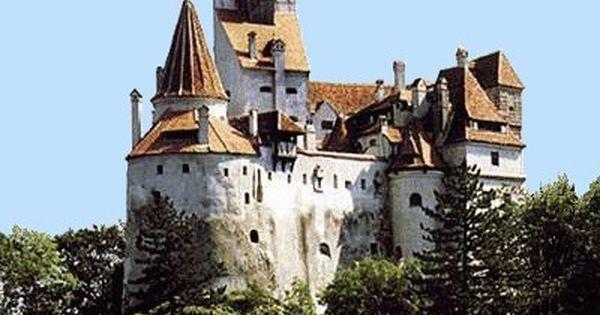 Bran Castle Vlad Tepes Aka Dracula S Castle Transylvania