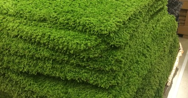 Grass carpet squares from ikea perfect for a reggio for Ikea grass rug