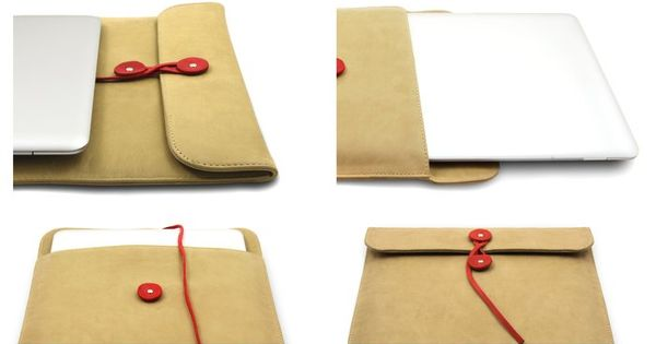 Leather Envelope Sleeve for iPad