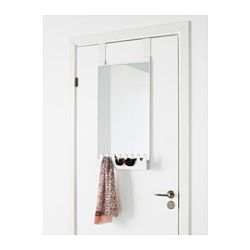 Us Furniture And Home Furnishings Over The Door Mirror Mirror Door Sliding Mirror Door