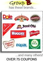 Manufacturer Coupons Printable Coupons Printable Grocery Coupons Coupons For Food Shopping Coupons Grocery Savings Tips Grocery Coupons