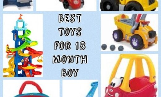 Best Toys for 18 Month Old Boy | Buy toys, 18 months and Sons